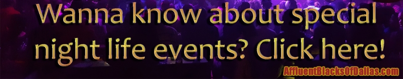 Special Nightlife Events Banner