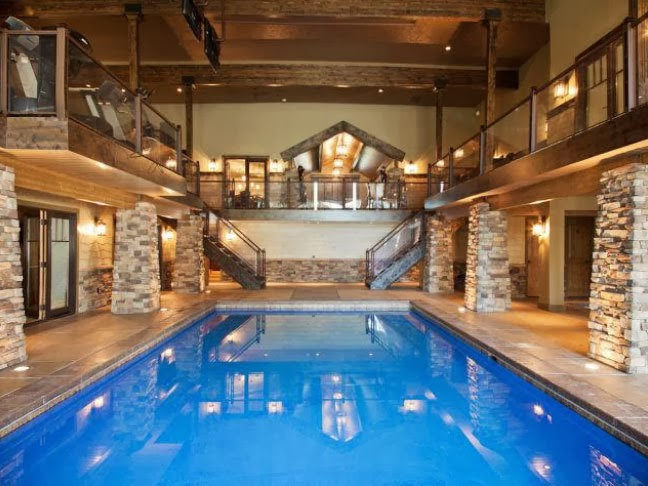 Mansions With Indoor Pools random estates – affluent blacks of dallas