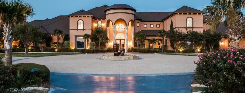 Mega Mansion – Football's Deion Sander's Former House Sold At Auction   Billionaire Addresses