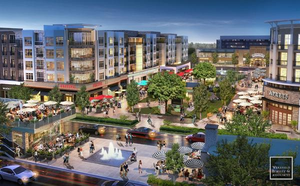.6B Wade Park development in Frisco gets expanded vision - Dallas Business Journal