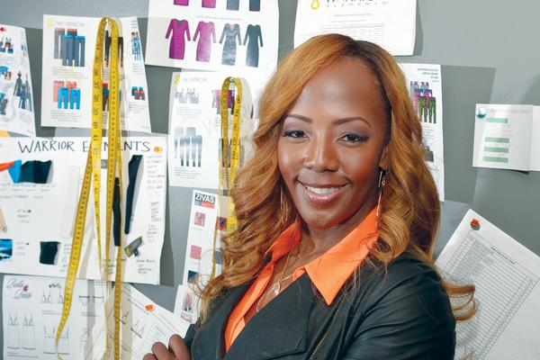 The DBJ Interview: How Dallas entrepreneur Gail Warrior is building a new brand - Dallas Business Journal