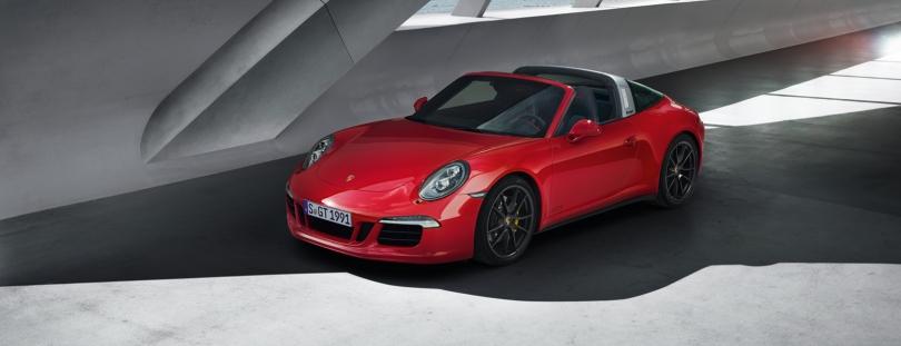 Idea 911 Targa 4 GTS - Drive - 911 Targa 4 GTS - Dr. Ing. h.c. F. Porsche AG