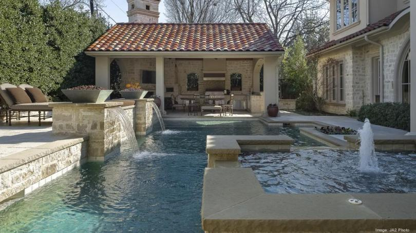 Gracious Preston Hollow Estate - Dallas Business Journal