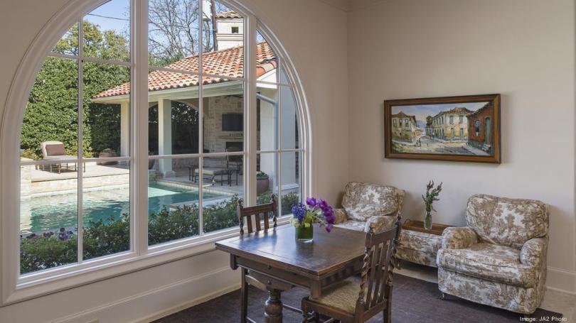 Gracious Preston Hollow Estate - Dallas Business Journal