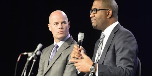 Dallas pastors trade places to help bridge racial gap