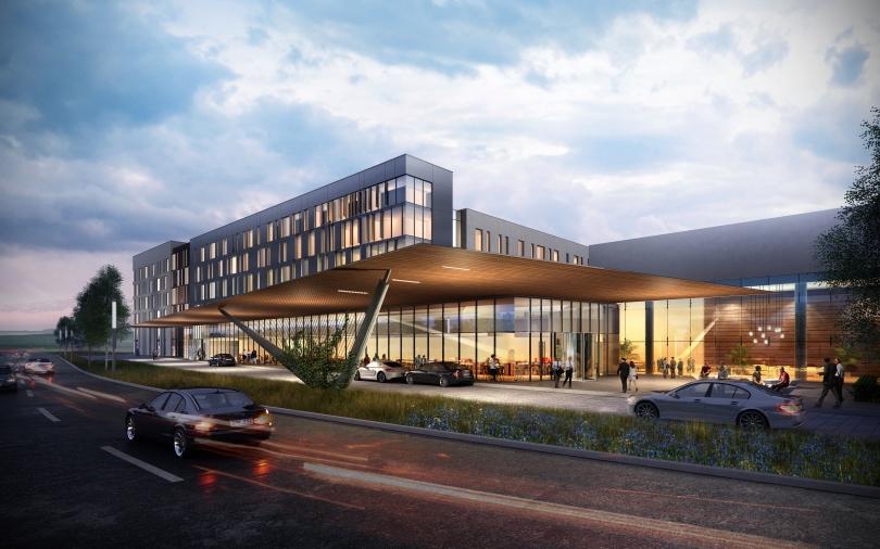 Development Agreement Approved  Million Watters Creek Hotel, Convention Center in Allen, TX :: Hotel Development