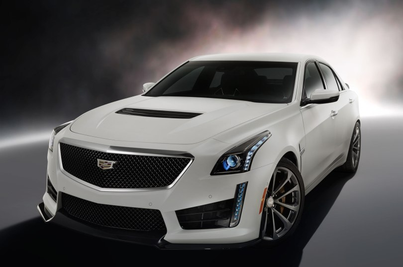 15 Things You Need to Know About the 2016 Cadillac CTS-V Sedan – News – Car and Driver - Car and Driver