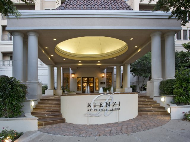 Rienzi at Turtle Creek-Dallas