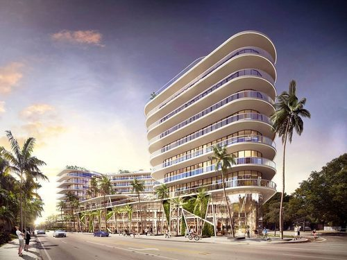New Renderings, Developers, Name for 'Boulevard 57' Condos - Rendering Reveal - Curbed Miami