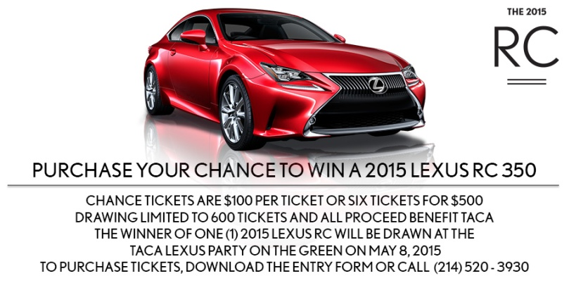 TACA | Lexus Party on the Green