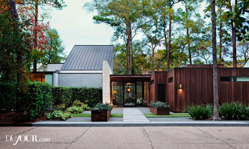 How to Design a Modern Home - DuJour
