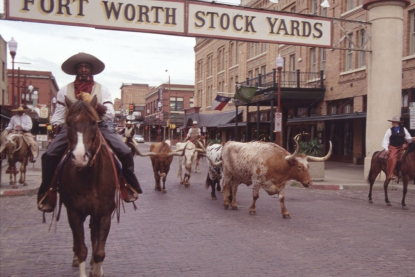 Fort Worth Stockyards makes list of nation's most-endangered historic places - Dallas Business Journal