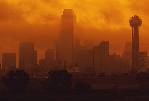 Worst Smog Cities Slideshow: Air Pollution, Ozone, and Asthma
