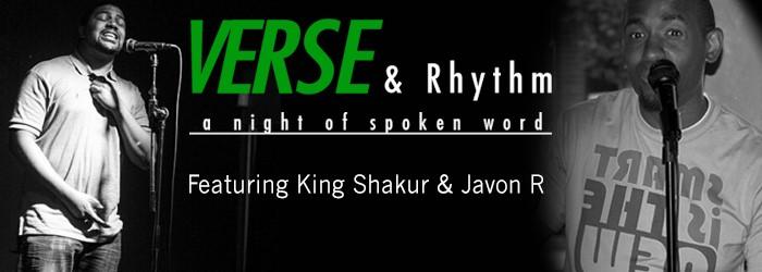 Verse & Rhythm
