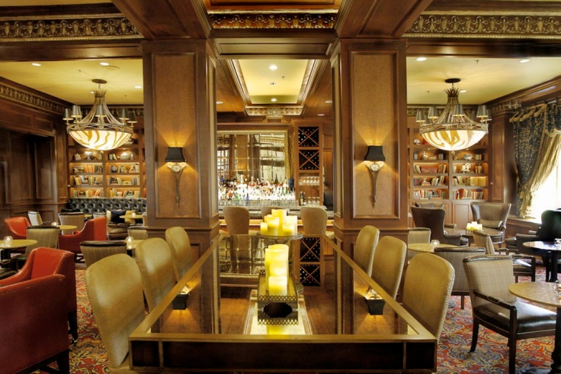 Bars and Cocktails: Dallas' Library Bar deemed one of America's most 'iconic' hotel bars | GuideLive