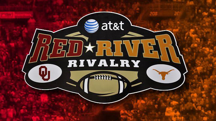 Red River Showdown Texas Ou Cotton Bowl Dallas Tx