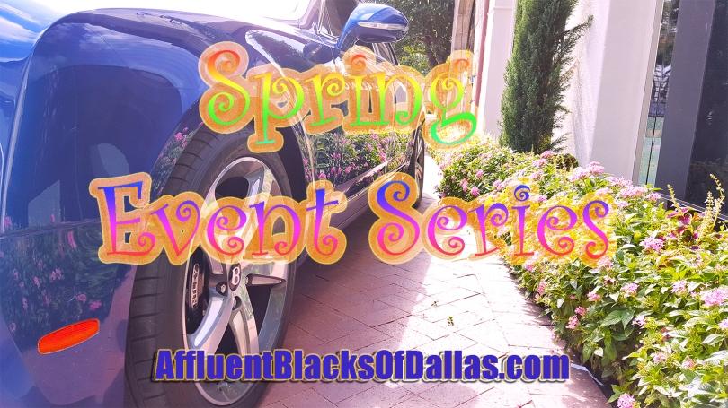 Spring Event Series