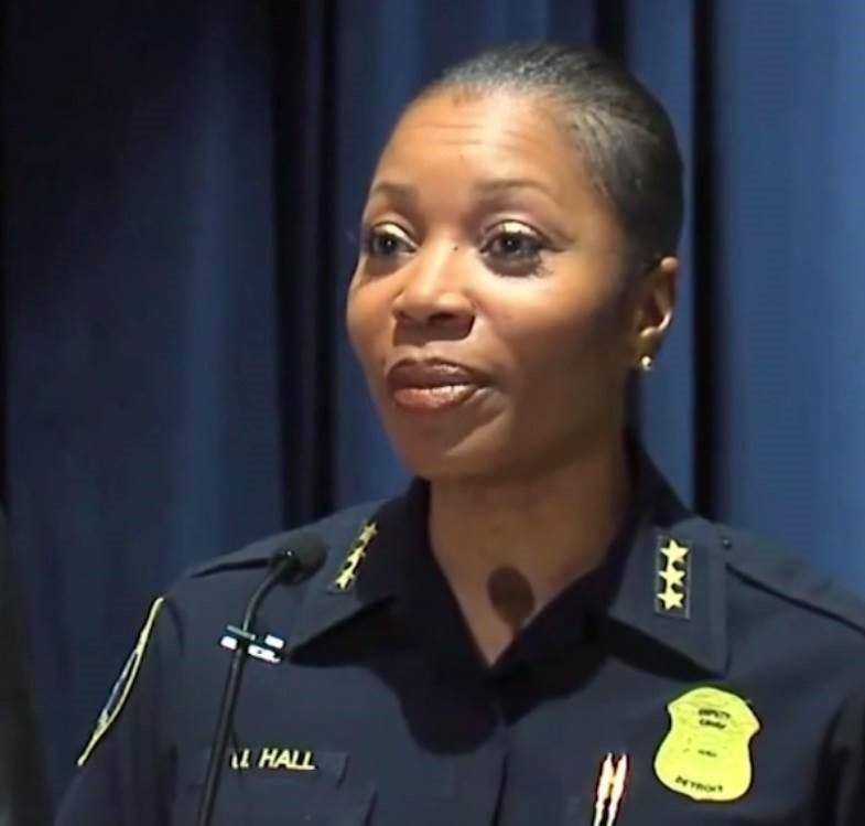 History Was Made This Week: New Dallas Police Chief Ulysha Renee Hall