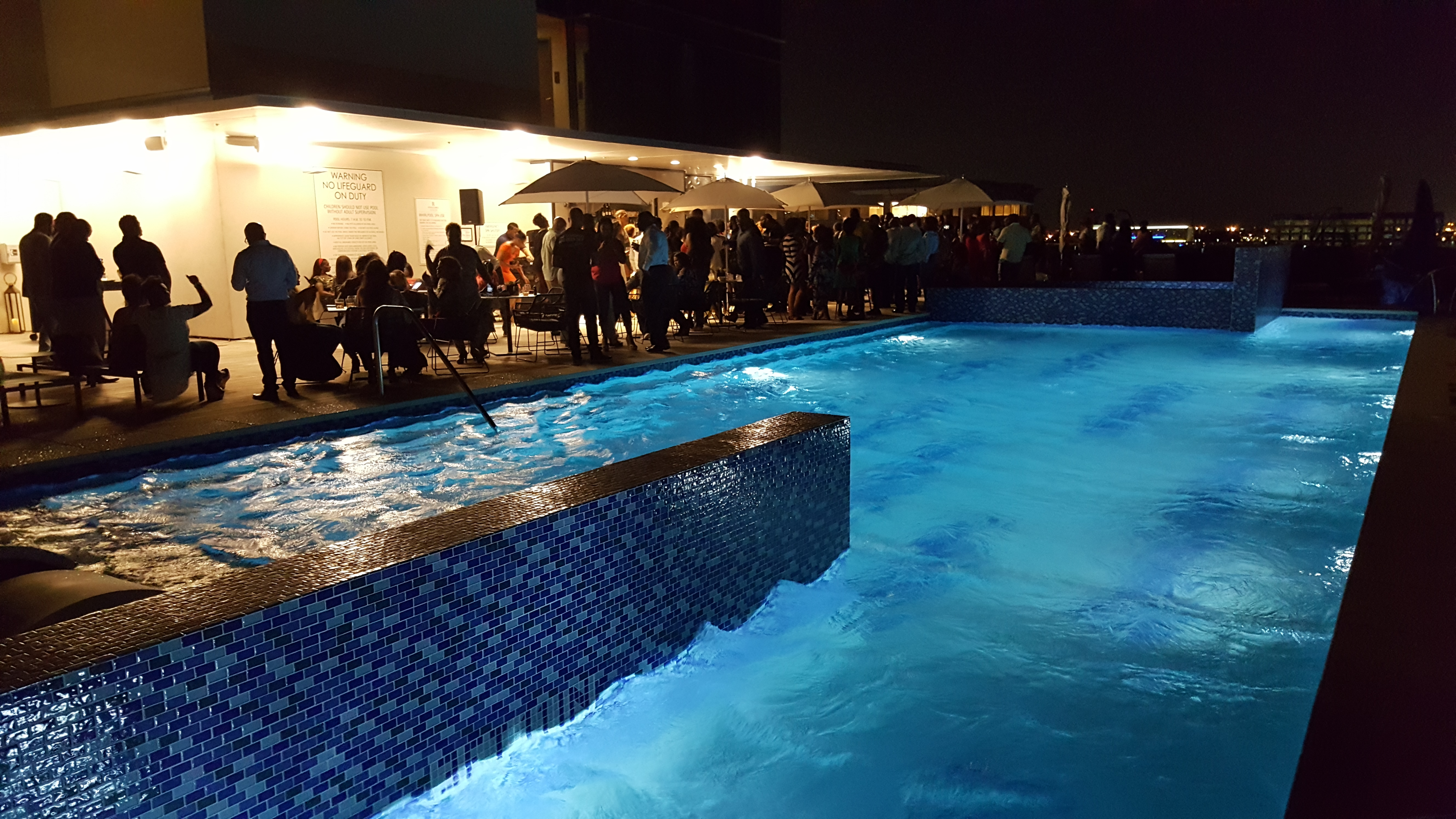 The Upscale Urban Mixer in Legacy West Plano Was a Good Look
