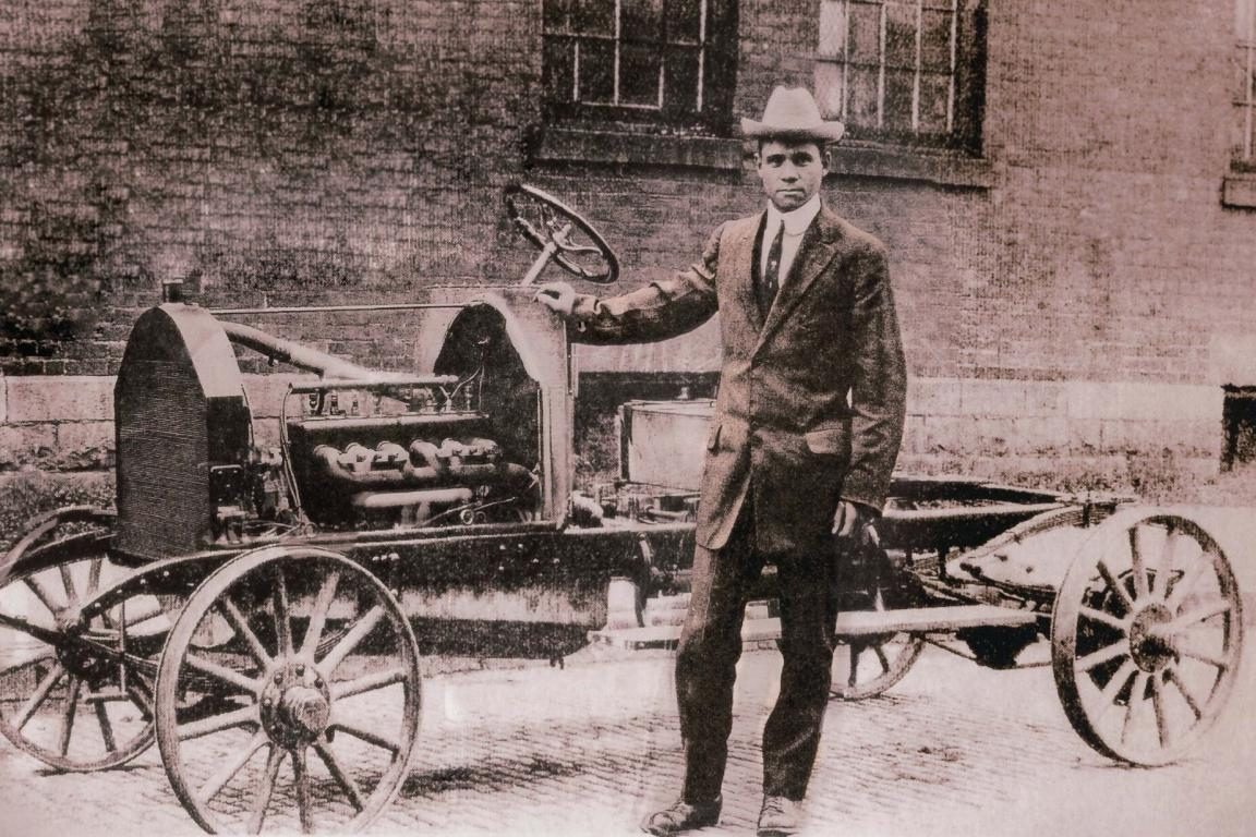 Black History Month: The First and Only Automobile Maker