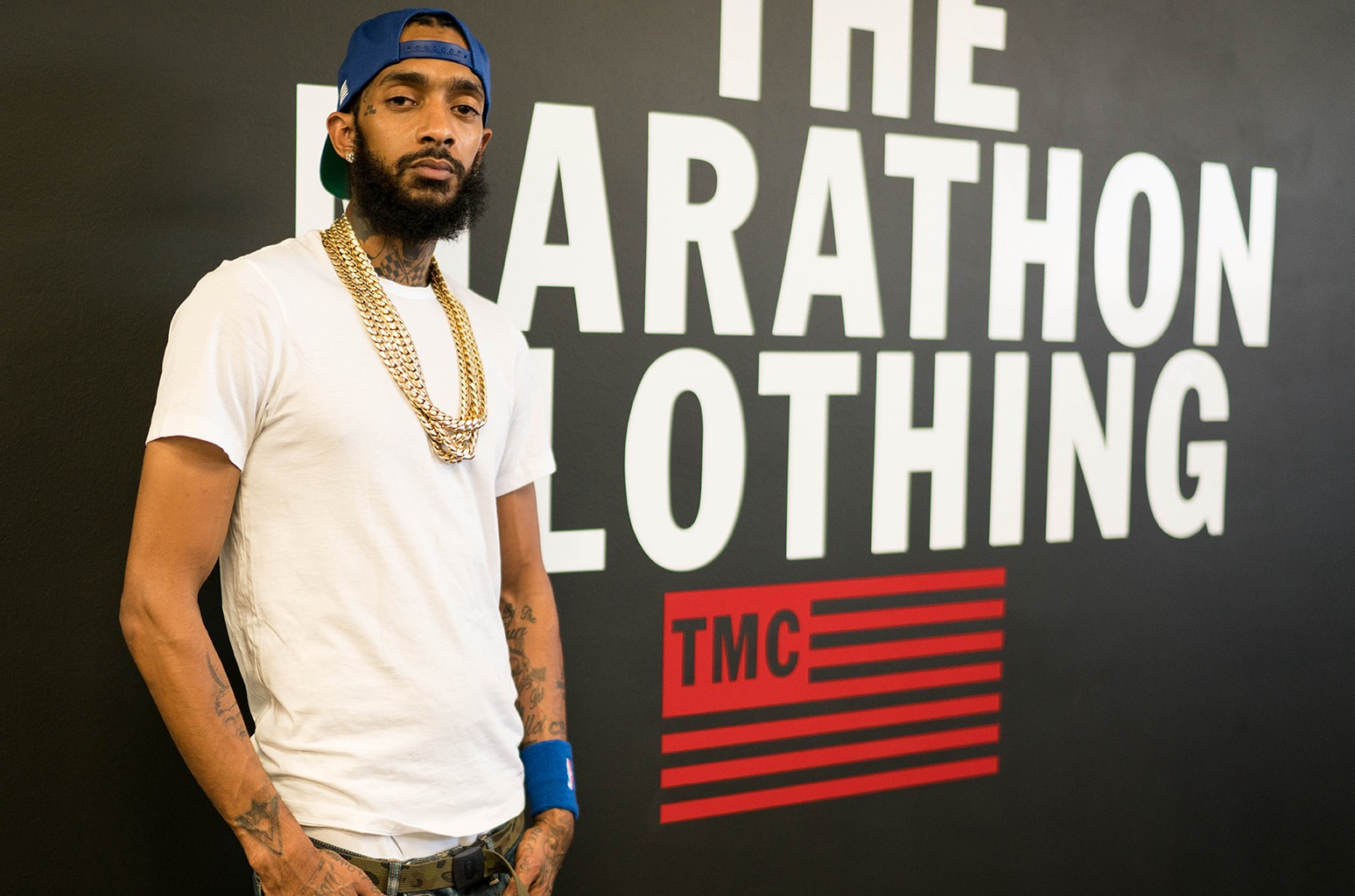 The Business and Health Legacy of Nipsey Hussle