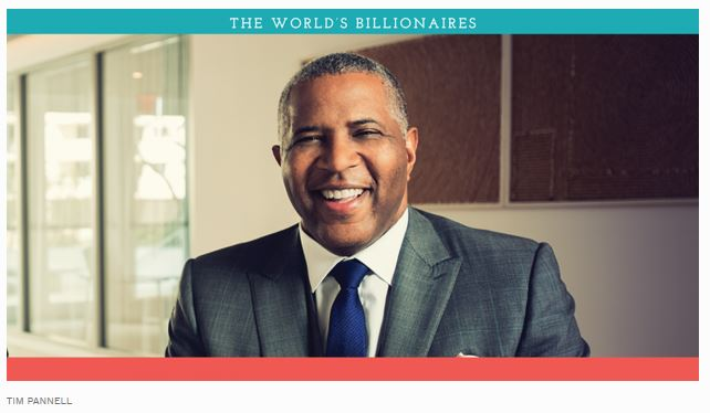 How Did the Morehouse Billionaire Benefactor Brotha Make His Coin?