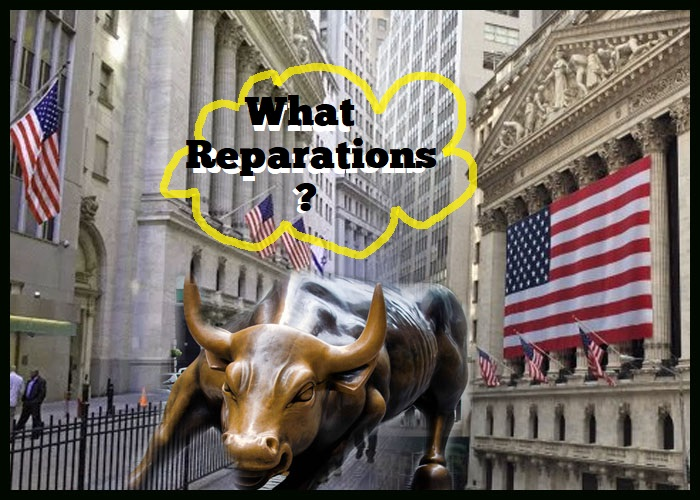 Congress and the Ugly Business of Slavery Reparations