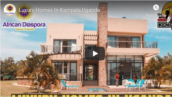 Very Nice Contemporary Mansion in Uganda