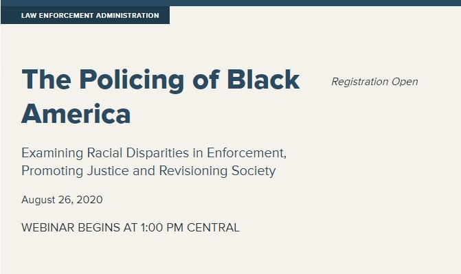 The Policing of Black America: Examining Racial Disparities in Law Enforcement