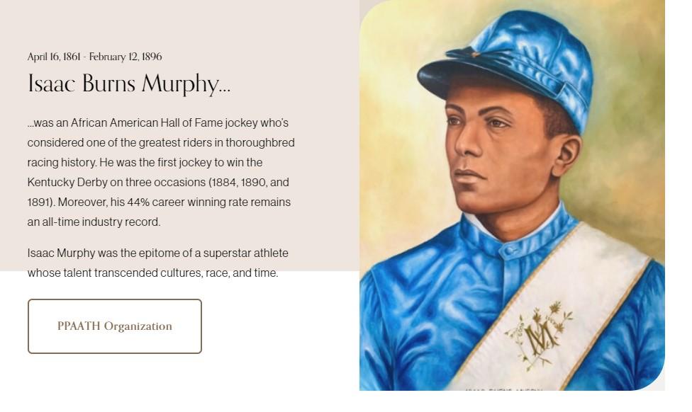 Historic Black Jockeys Honored by Woodford Reserve Charity Program