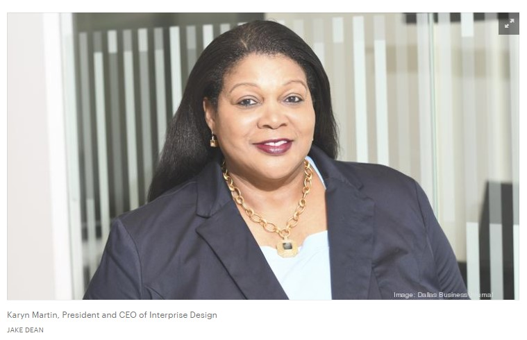 This Dallas Ft Worth Sista Made the Transition to CEO