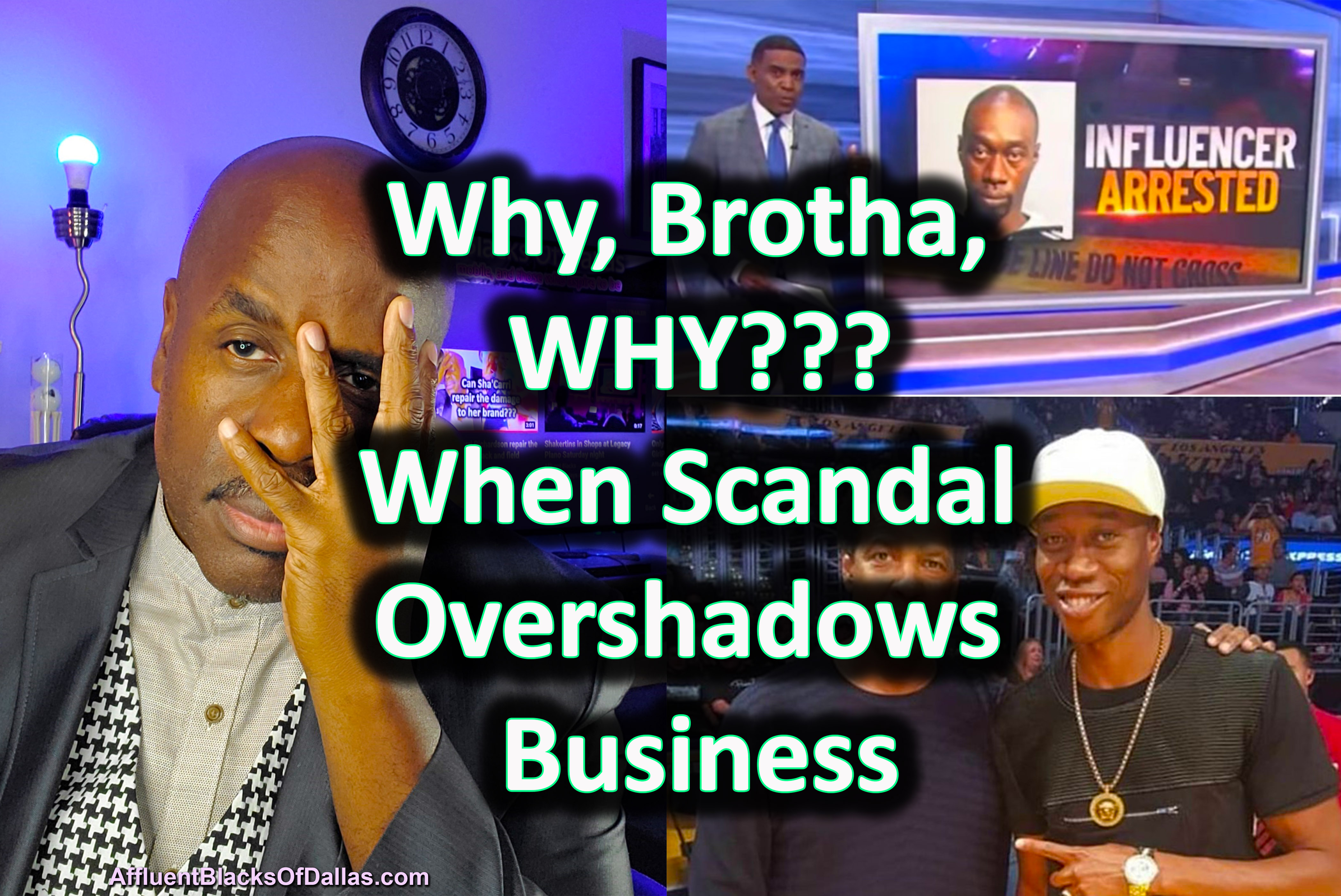 Can Brother Polight's Business Survive the Scandal? Lessons on PR Damage Control and Brand Mgmt