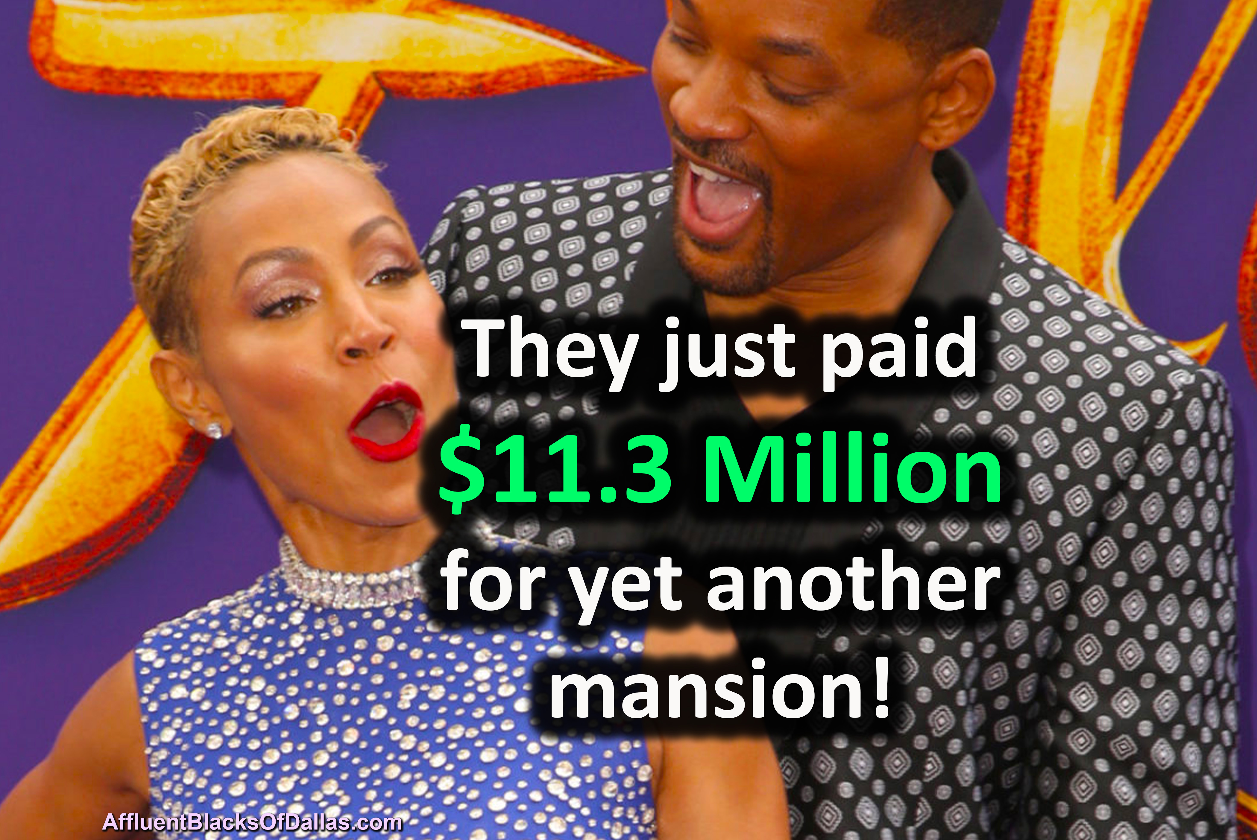 From Will and Jada to Africa, We've Got Your Affluent Black Business News